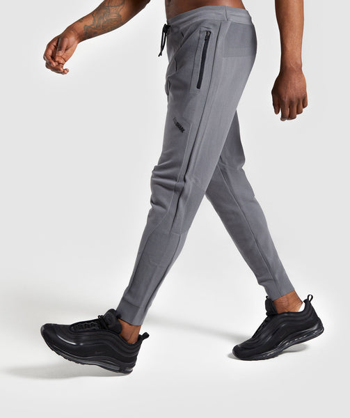 Gymshark True Knit Jogger - Smokey Grey 2