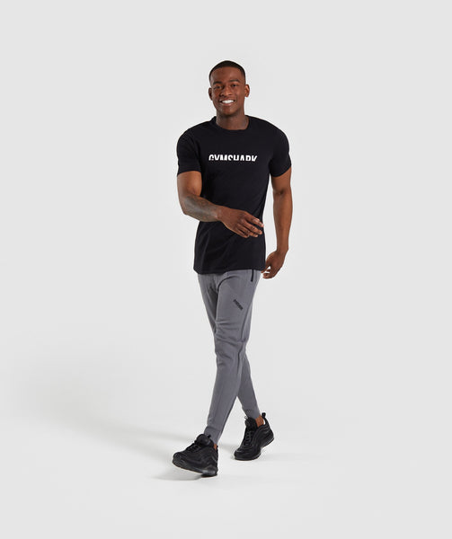 Gymshark True Knit Jogger - Smokey Grey 3