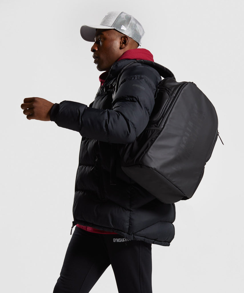 Gymshark X Series Backpack 0.2 - Black 1