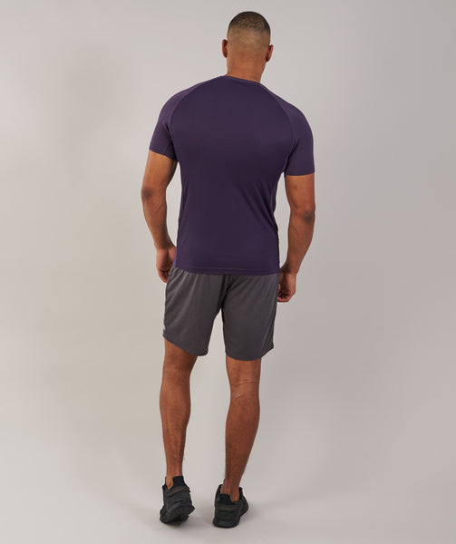 Gymshark Form T-Shirt - Nightshade Purple 1