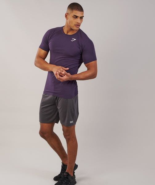 Gymshark Form T-Shirt - Nightshade Purple 3