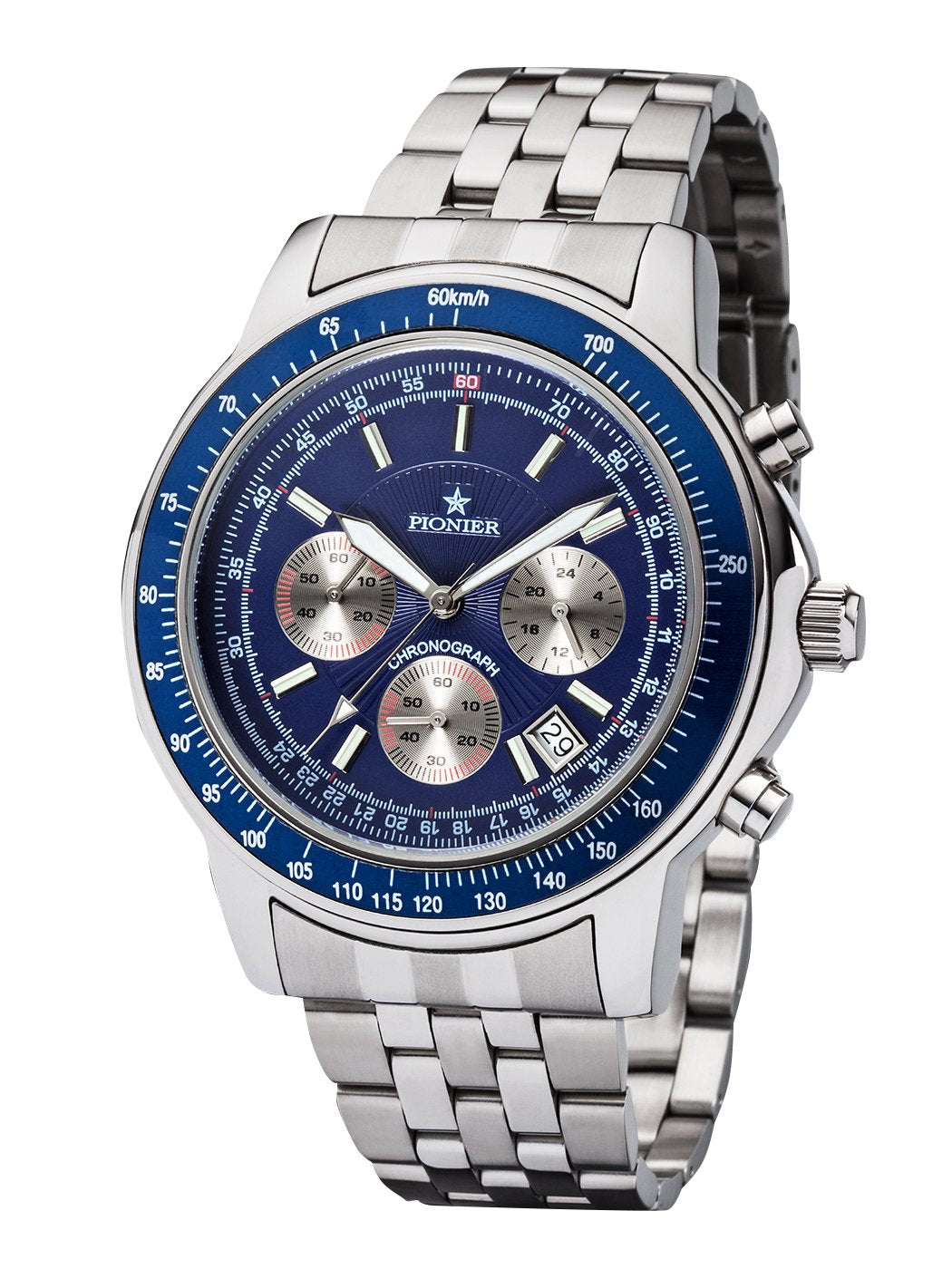 Tirona Chronograph Pionier Germany