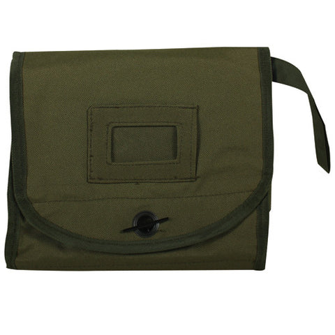 HANGING TOILETRY KIT - OLIVE DRAB