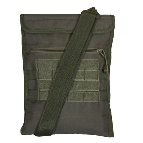 """GO ANYWHERE"" TACTICAL TABLET CASE - OLIVE DRAB"