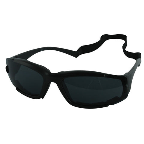 RESOLVE SUNGLASSES - BLACK
