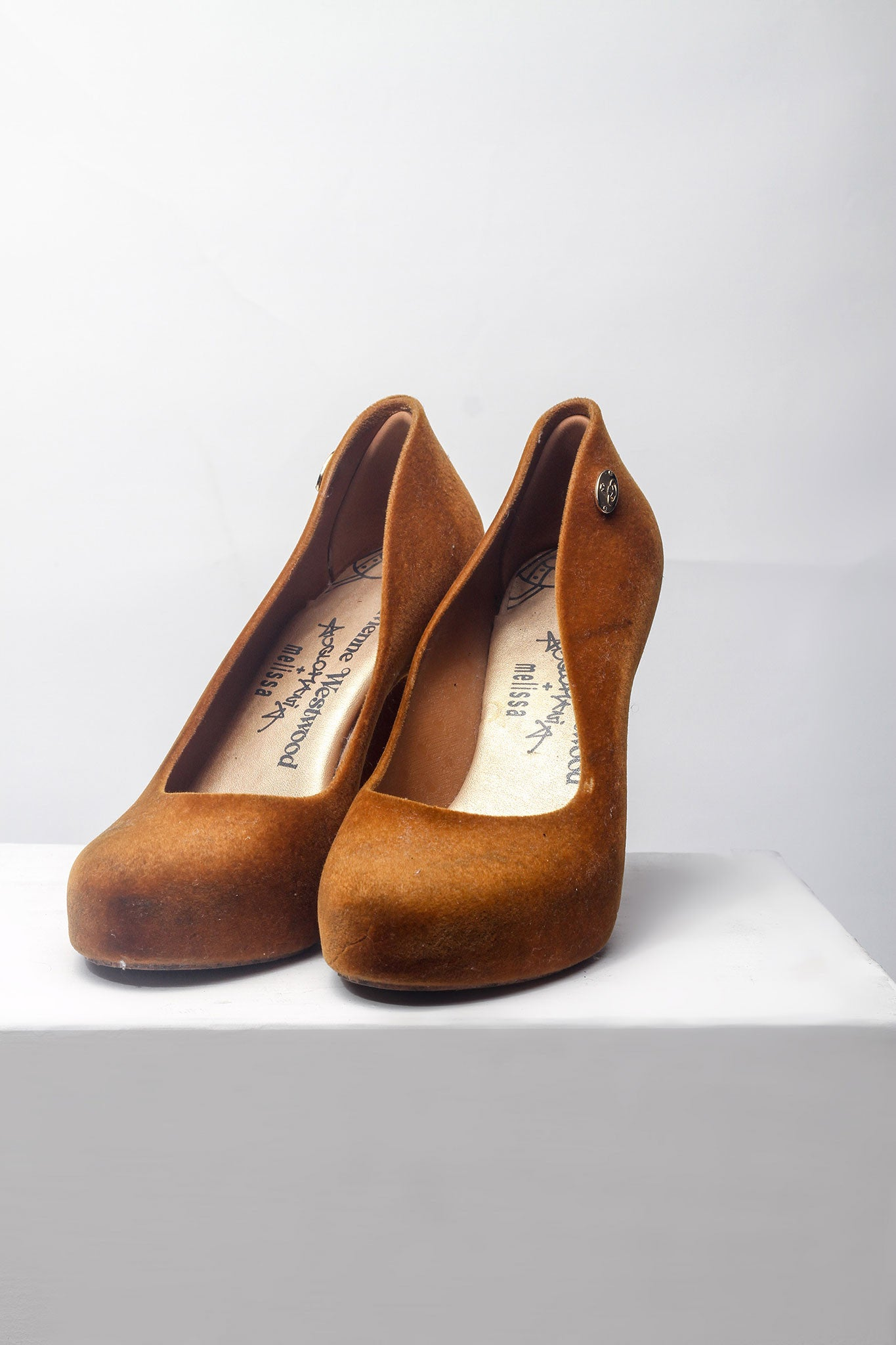 Velvet Pumps by Vivienne Westwood
