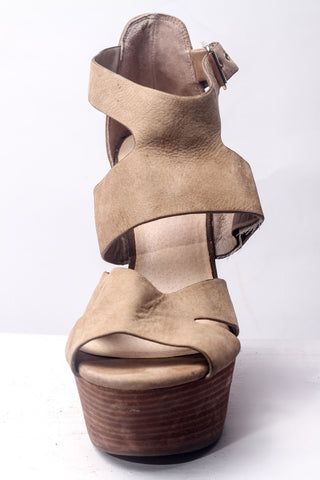 Chunky Leather Sandals