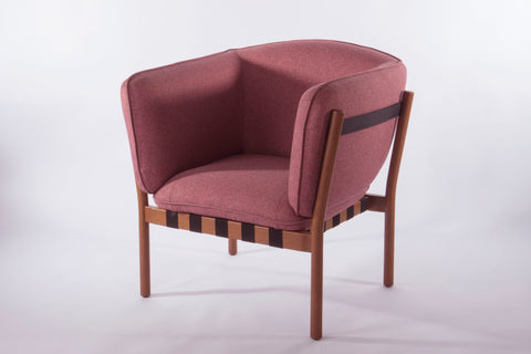 Dowel Lounge Chair