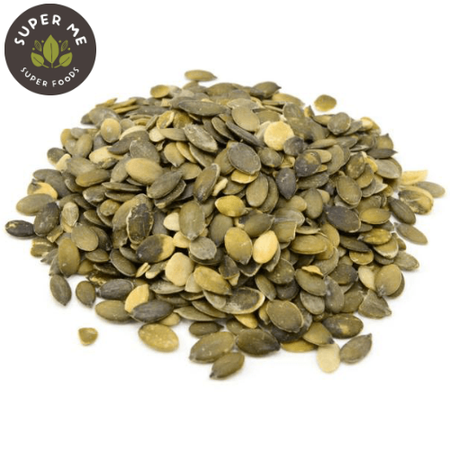 Pumpkin Seeds May Be Small But They Are Packed Full Of Nutrients