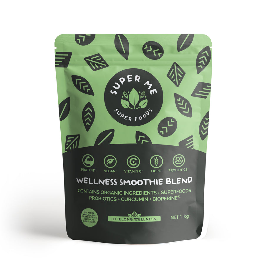 1KG SUPER ME WELLNESS SMOOTHIE POUCH