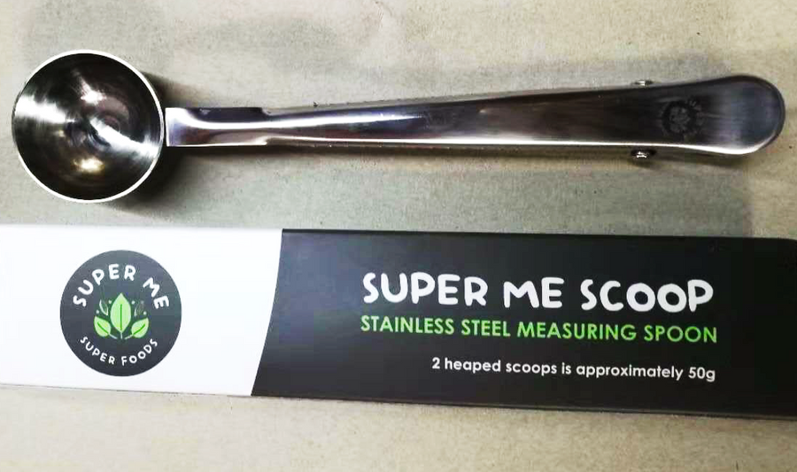 Super Me 18cm Stainless Steel Scoop