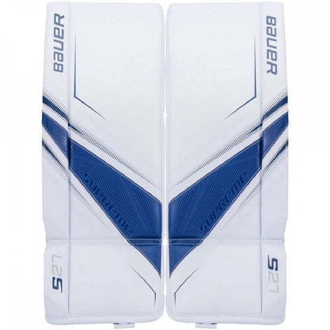 Bauer Supreme S27 Senior Hockey Goalie Leg Pads