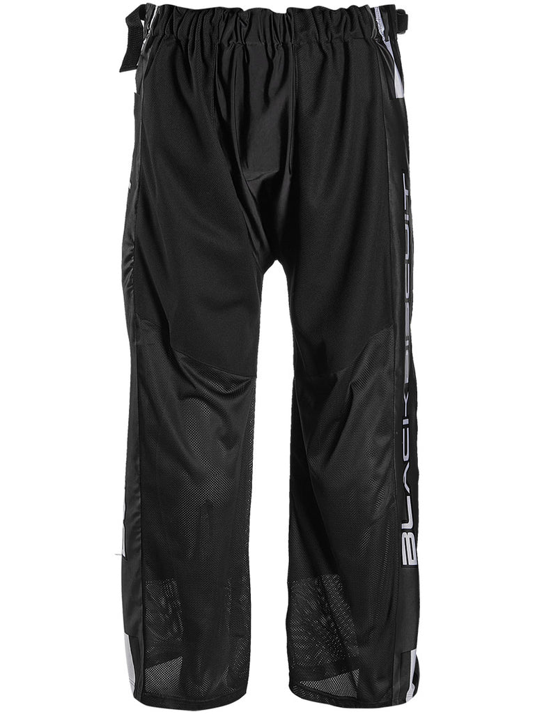 "Black Biscuit 3100 ""Playa"" Adult Inline Hockey Pants - Black/Black"