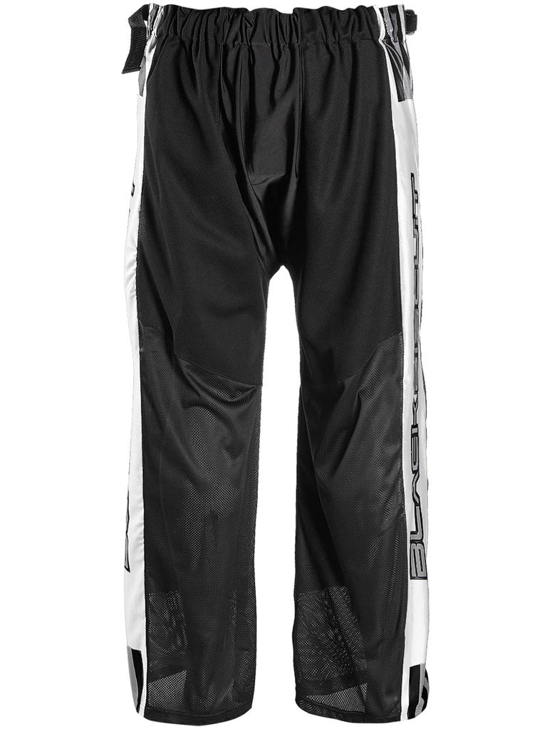 "Black Biscuit 3100 ""PLAYA"" Pant - Black/White - TheHockeydepot.com"