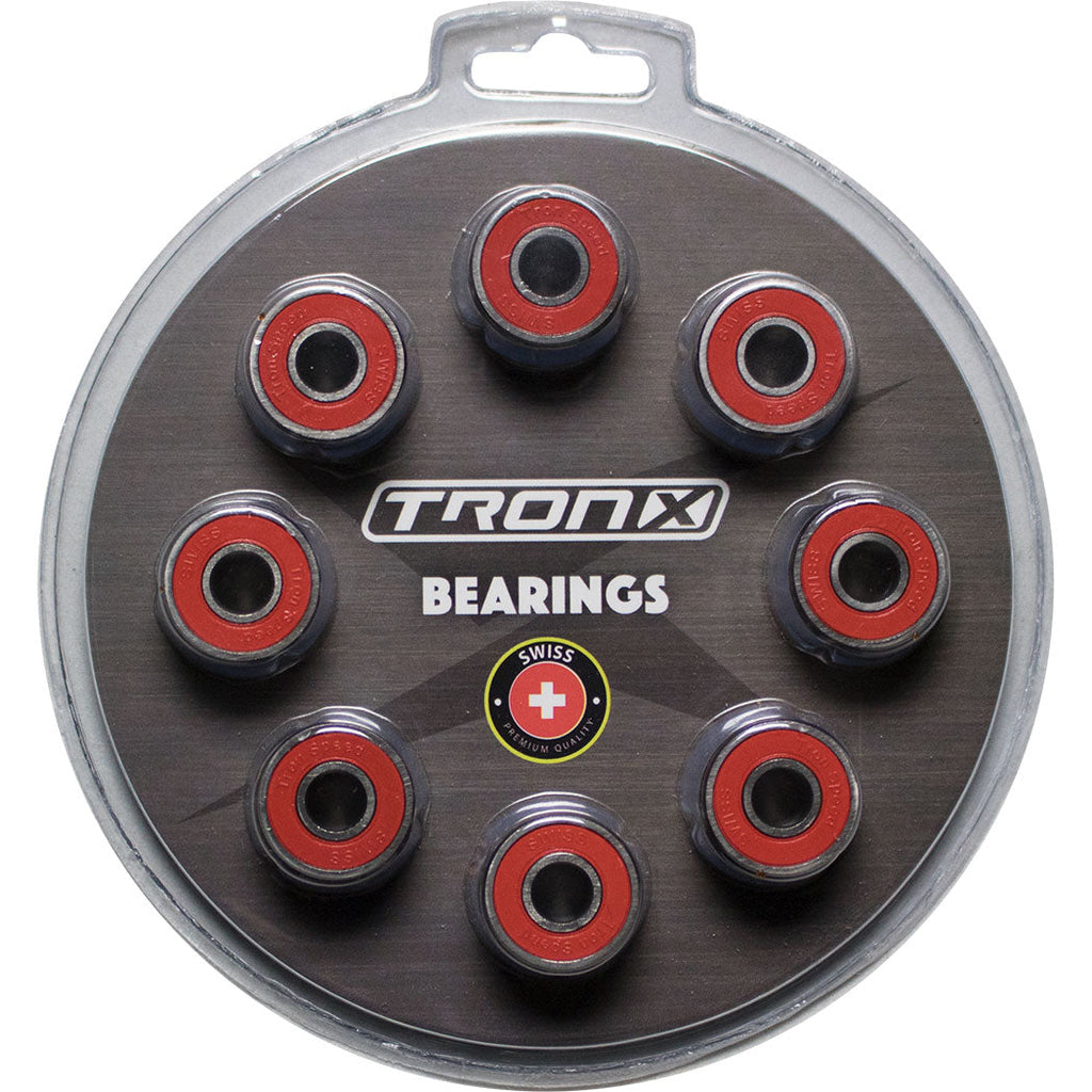 TronX 16-Pack Inline Hockey Swiss Lite Bearings
