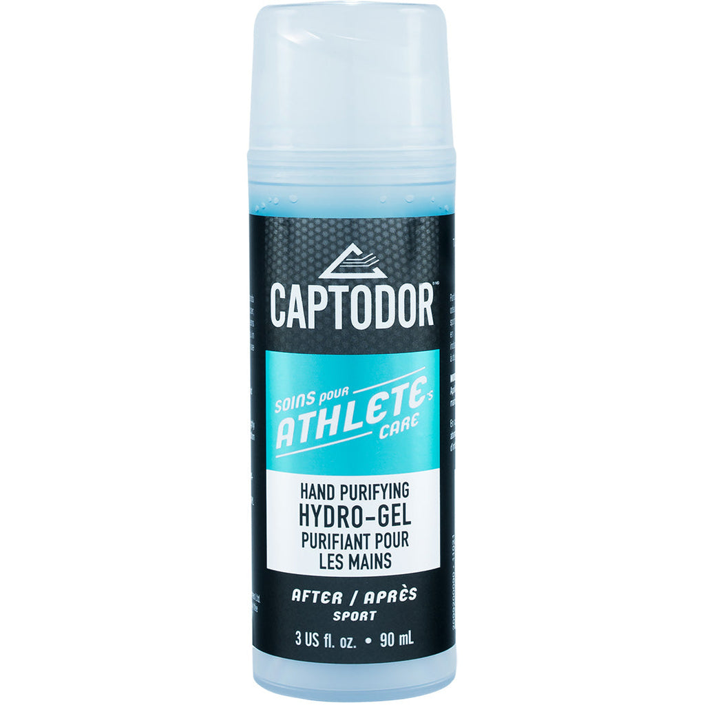 Captodor Odor Destroyer Hand Hydro Gel (3 oz.)