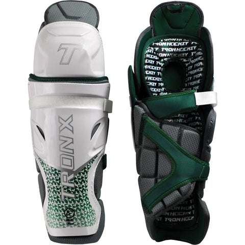 TronX Velocity LS Senior Hockey Shin Guards