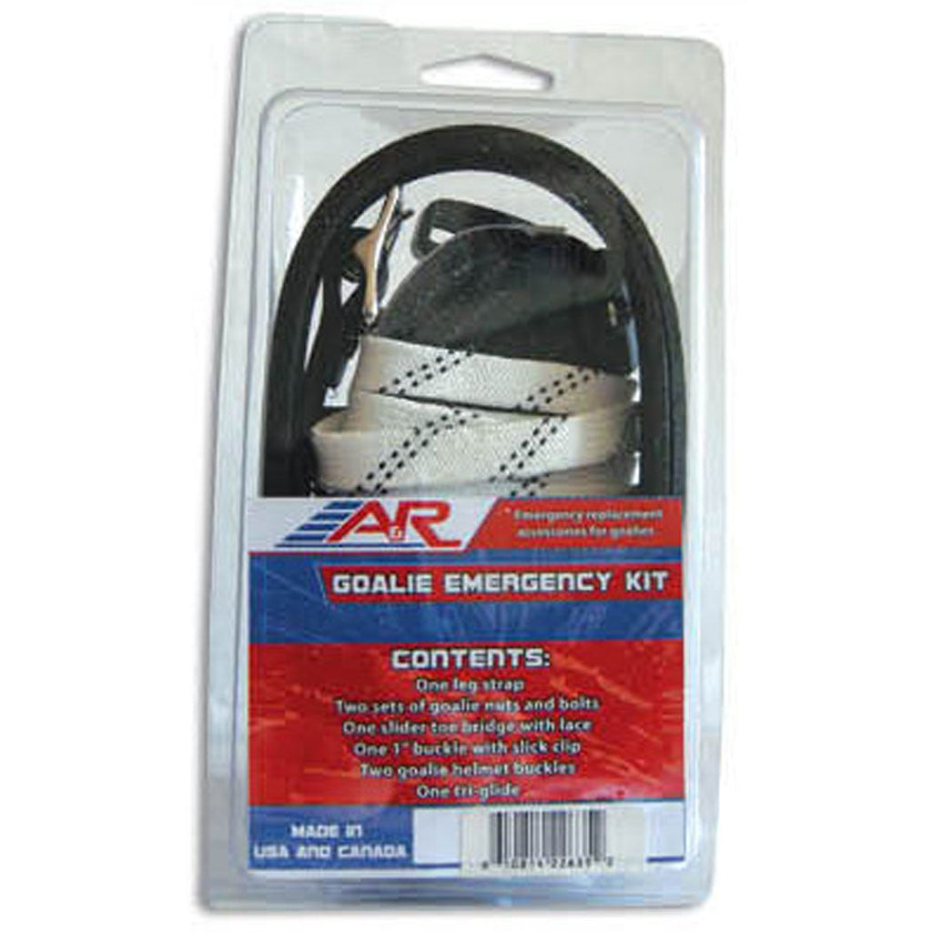 A&R Goalie Emergency Kit - TheHockeydepot.com