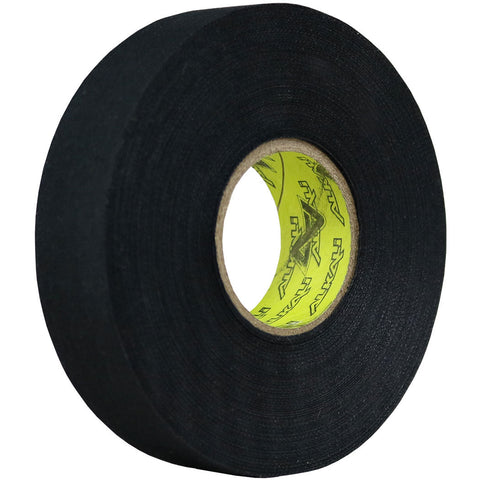Alkali Cloth Hockey Tape (24MMx30YD) - Black