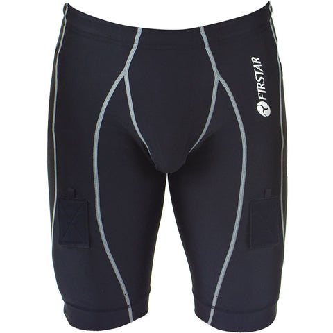 Firstar Sniper Senior Compression Hockey Jock Shorts