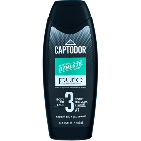 Captodor Shower Gel (Pure 13.5 oz)