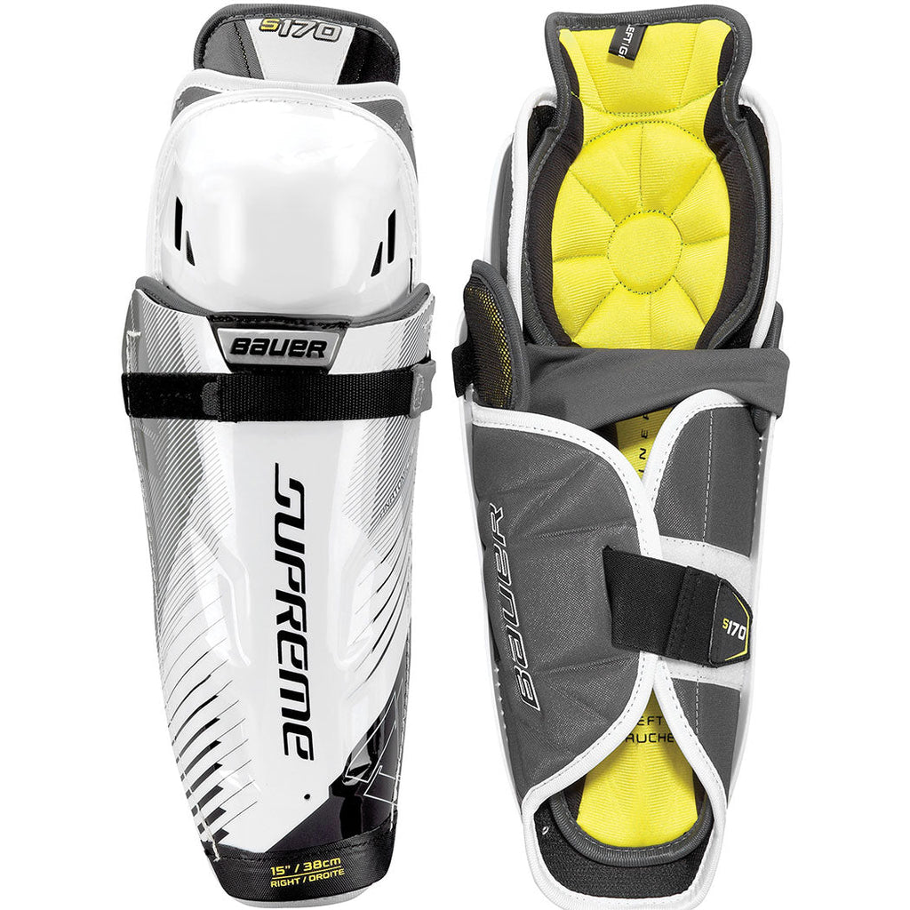 Bauer Supreme S170 Senior Hockey Shin Guards