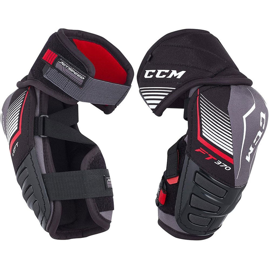 CCM JetSpeed FT370 Senior Hockey Elbow Pads