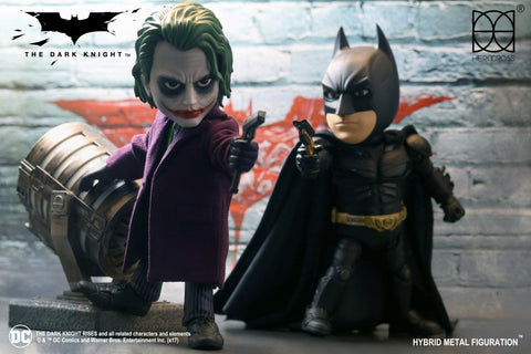 Shop Joker X Batman Figurines Set - Licensed DC & Transformer Sets Available | Heath Ledger & Christian Bale Edition