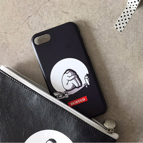 Mr.DoNothing 7/7+(plus) iPhone Case | Up Next