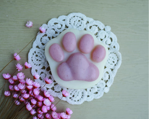 Paw Print Natural & Organic Soap