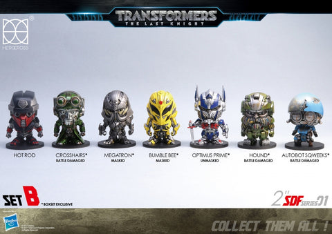Transformer the Last Knight Figurines Set B - Officially Licensed Products | Shop At Upnext online
