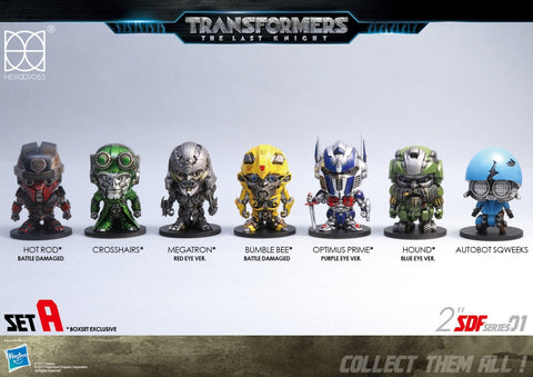 Transformer the Last Knight Figurines Set A - Officially Licensed Products | Shop At Upnext online