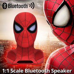 Marvel Spiderman 1:1 Bluetooth Mobile Speaker