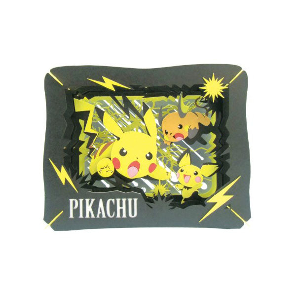 Paper Theater - Pokemon PIKACHU ~ƒ | Ensky | Up-Next.com
