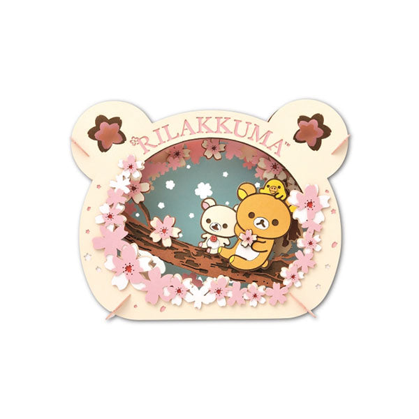 Paper Theater - Rilakkuma (Cherry Blossom)~| Up-Next HK