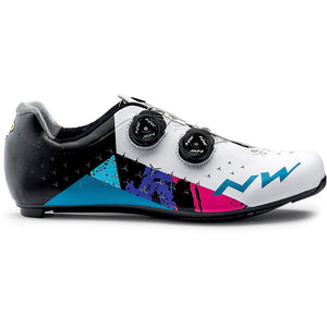 Northwave Revolution 2 White/Black/Blue