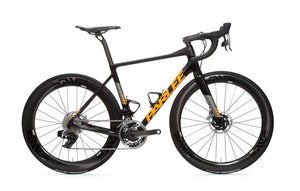 Parlee Altum Disc LE Black/Orange - Frameset