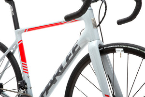 Parlee Altum Disc LE Grey/Red - Frameset
