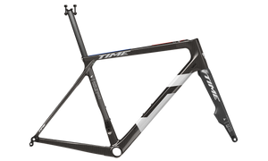 TIME Alpe D'huez 1 Disc Aktiv French Edition - Frameset