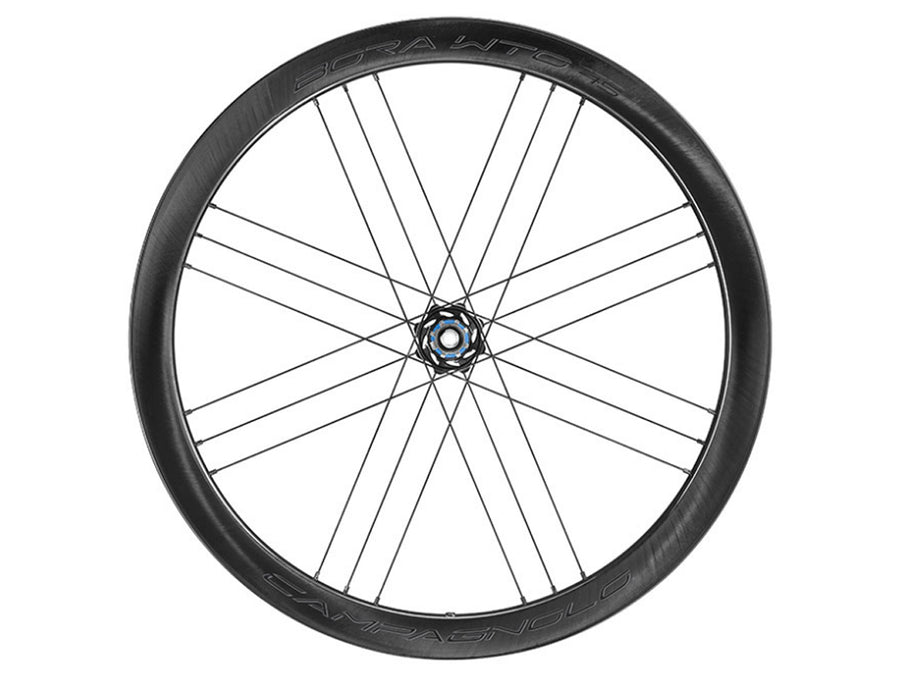 Campagnolo Bora WTO 45 Disc Brake Carbon Clincher Wheelset