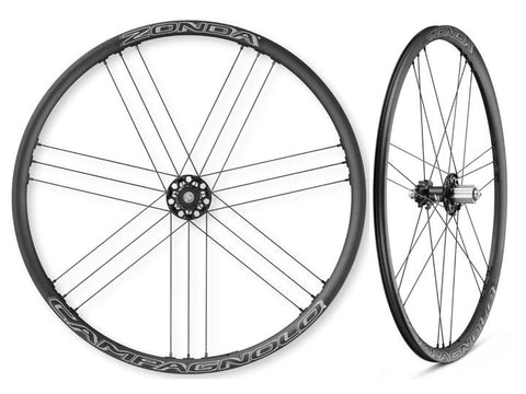 Campagnolo Zonda Disc Brake Clincher Wheelset