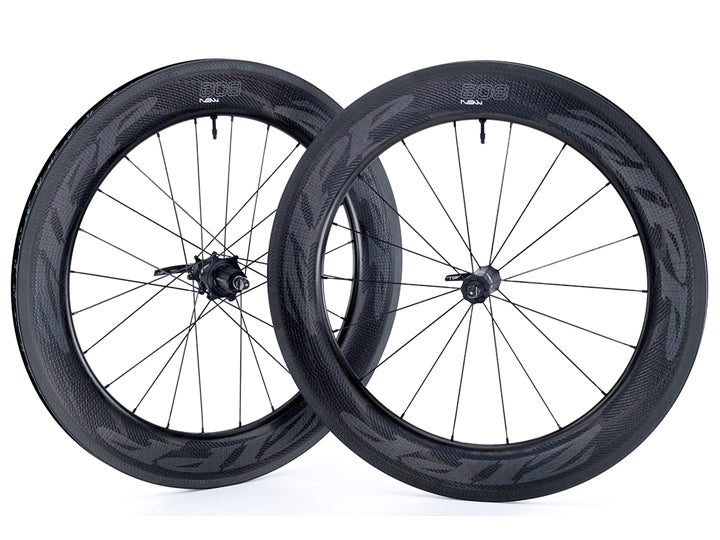 Zipp 808 NSW Carbon Clincher Tubeless Wheelset