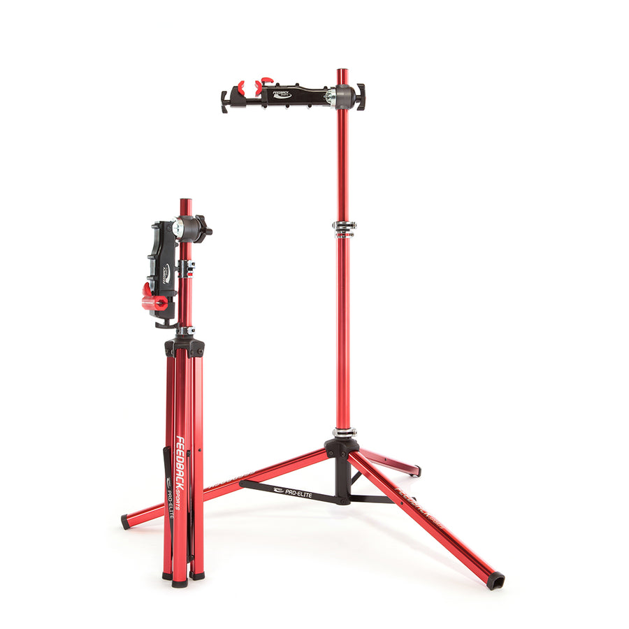 Feedback Sports Pro-Elite Repair Stand + Travel Bag