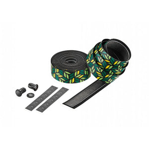 Ciclovation Bar Tape – Leather Touch Rainforest Tree