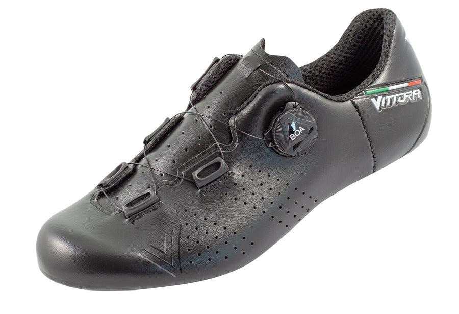 Vittoria Alise Road Shoes - Black
