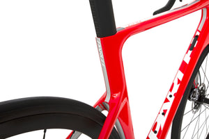 Parlee RZ7 LE Red - Complete Bike