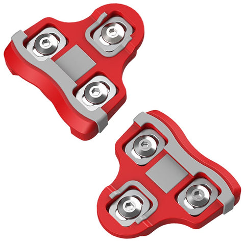 Favero Assioma Cleats 6-Degree Float Red