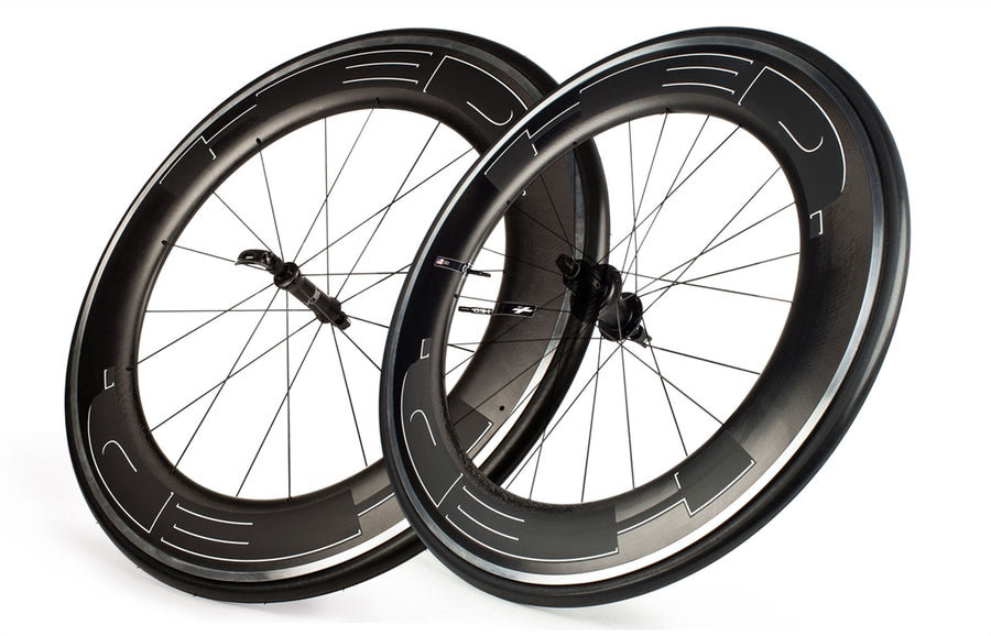 HED Jet 9 Plus Rim Brake Tubeless Wheelset