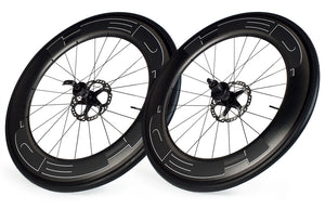 HED Jet 9 Plus Disc Brake Tubeless Wheelset