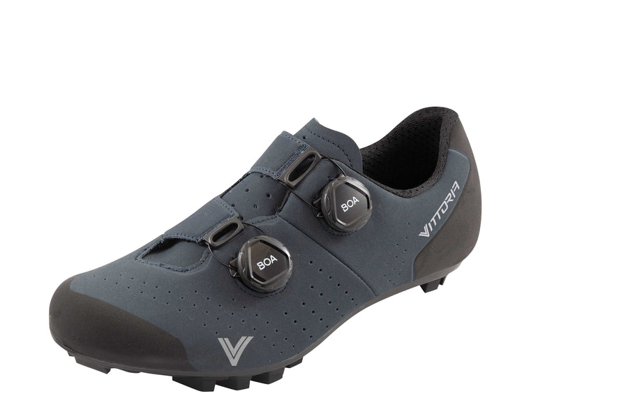 Vittoria Kom MTB Shoes - Blue/Black